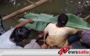 Warga Kota Probolinggo Digegerkan Dengan Penemuan Mayat Di Sungai
