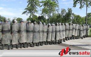 Armed 12 Kostrad Bakal Kawal Pemilu Di Ngawi