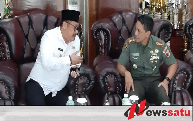 Danrem 083 Baladhika Jaya Suarakan Netralitas TNI