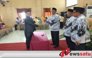 Ketua STKIP PGRI Periode 2019-2022 Resmi Dilantik