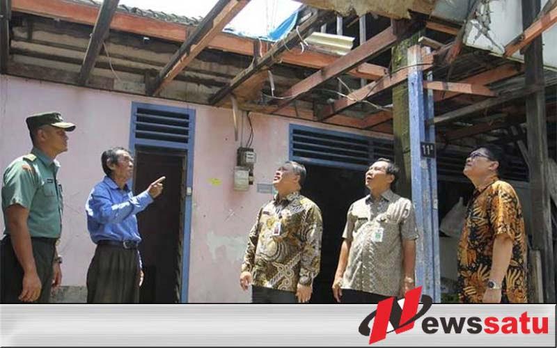 Peringatan HPN 2019, TNI AD Rehab Rumah Wartawan Di Surabaya
