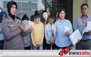 Polrestabes Surabaya Bongkar Praktek Pijat Plus-plus Berkedok Terapis