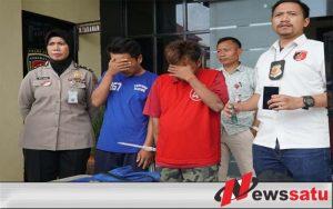 Polrestabes Surabaya Ringkus Spesialis Pembobol Rumah