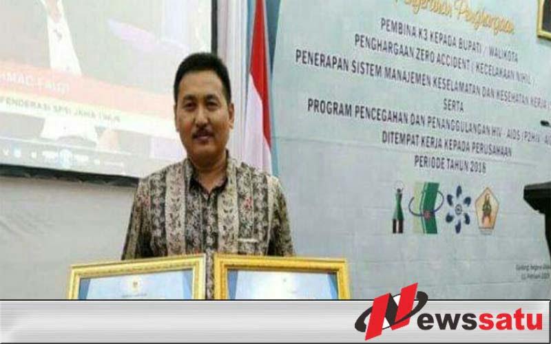 RSUD dr Moh Anwar Sumenep Dapat Penghargaan Zero Accident