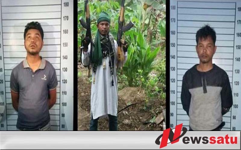 Tim Gabungan Polda Aceh Tangkap Dua Orang KKB di Aceh Timur