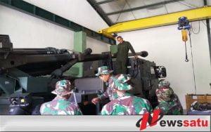 Tingkatkan Pemeliharaan Caesar, Armed 12 Kostrad Gelar LDS