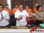 Bongkar Sindikat Skimming, Polda Bali Amankan 4 Warga Rumania