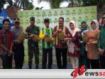 Bupati Bondowoso Resmikan Kampung Durian