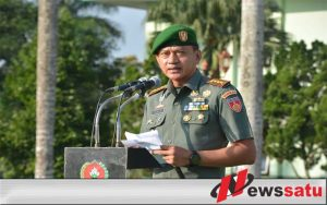 Jelang Pemilu, Danrem 071 Wijayakusuma Ingatkan Netralitas Prajurit dan PNS