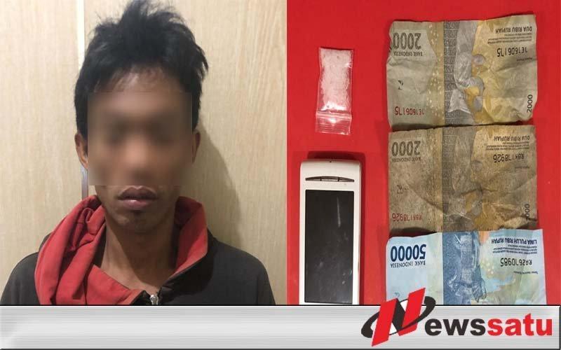 Jual Narkoba, Warga Pakong Pamekasan Ditangkap Polres Sumenep