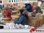 KPU Sumenep Belum Distribusikan Logistik Pemilu 2019