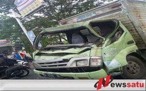 Kecelakaan Kerambol Di Probolinggo Libatkan Dua Truk
