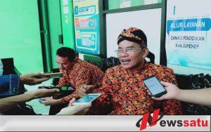 Mantap, Tahun 2019 SMP Di Daratan Dan Kepulauan Sumenep Gelar UNBK Online