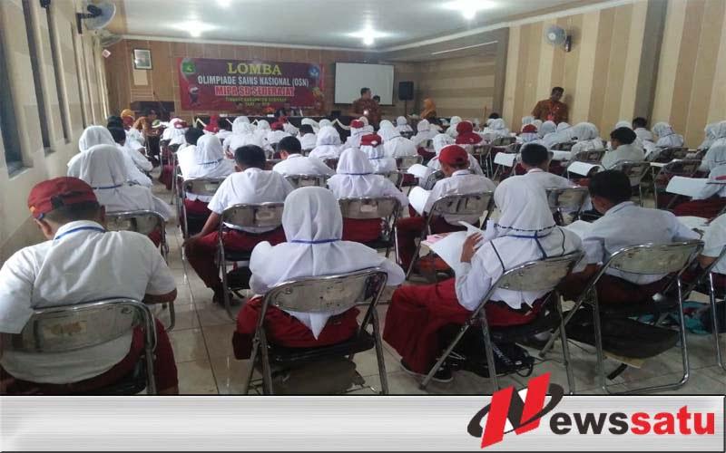 OSN MIPA: Ratusan Siswa SD Di Sumenep Berebut Tiket Melaju Ke Jatim