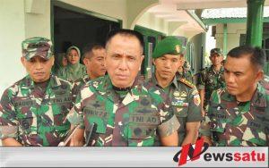 Pangdam V Brawijaya Siagakan 17 Ribu Personel Bantu Pengamanan Pemilu