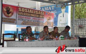 Polres Ogan Komering Ilir Gelar Sosialisasi Saber Pungli