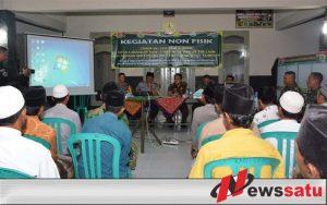 Satgas TMMD Kodim 0827 Sumenep Sosialisasikan Anggaran Dana Desa dan Hukum