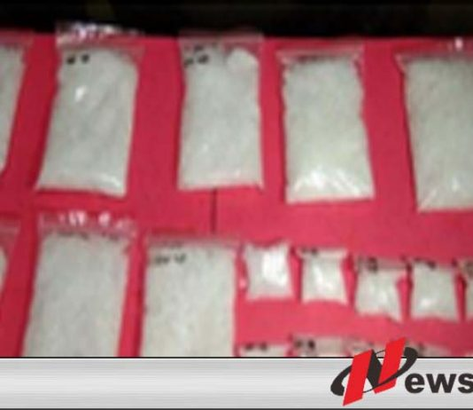 Simpan Narkoba 1 Ons, Nelayan Di Bandar Lampung Ditangkap Polisi