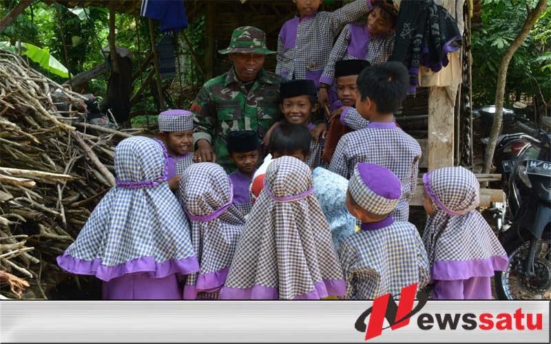 TMMD Tonggak Utama Kemanunggalan TNI Dan Rakyat Di Jawa Timur