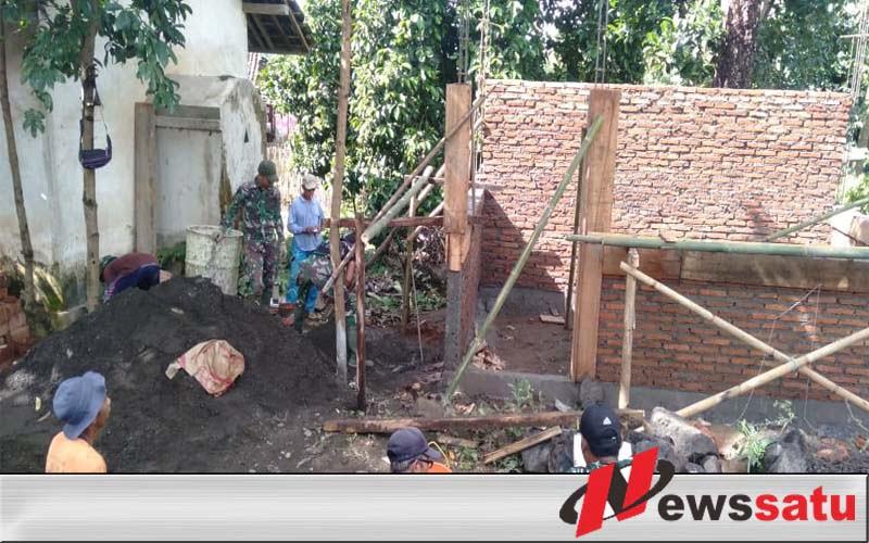 TNI Jember Perkuat Keamanan Di Dusun Anjung Babi