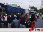 Tabrak Fuso di Probolinggo, Karyawan asal Jombang Tewas di TKP