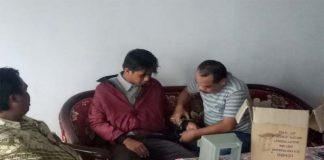 Tukang Servis KWH Meter Di Probolinggo Nyaris Dihakimi Warga