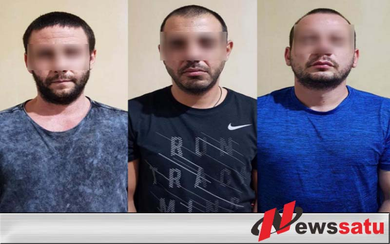 3 WNA asal Bulgaria Dibekuk Polisi di Bali