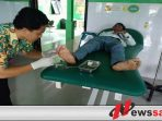 Gempa, UNBK Di SMA Al Fanisa Dihentikan Dan Satu Siswa Terluka