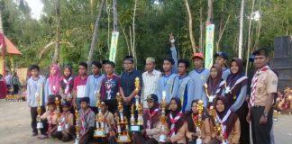 Regu Buaya Team dan Lely 'Rajai' PERSAGA VI LPP Nurul Ulum 2019
