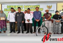 Bupati Bondowoso Serahkan Bantuan Alat Usaha Produksi Baznas