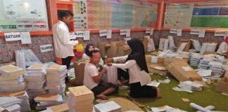 KPU Jatim Belum Kirim Surat Suara Untuk TPS Rutan Dan Ponpes Di Sumenep