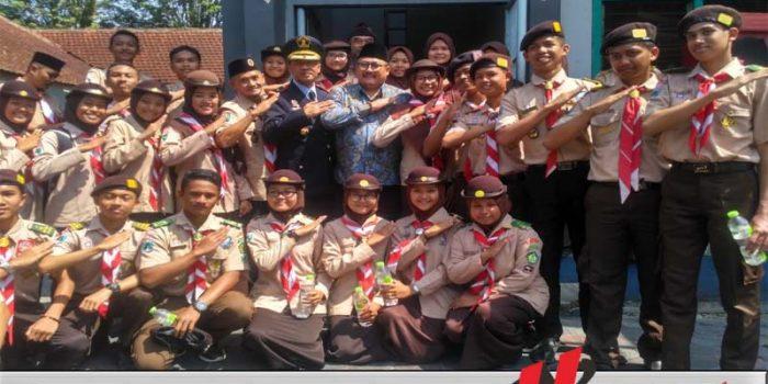 Lapas Kelas II Bondowoso MoU Dengan Kwarcab Pramuka