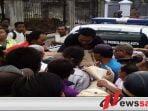 Perlintasan Rel KA Tanpa Palang Pintu di Kota Probolinggo Renggut Satu Nyawa