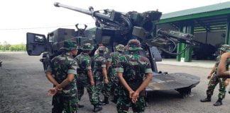 Prajurit Armed Ngawi Gelar Latorjab