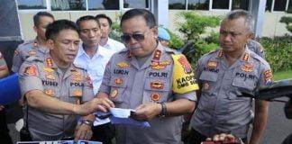 Rebutan Mandat Saksi Caleg Hanura, Polisi Amankan Senpi Dan Celurit