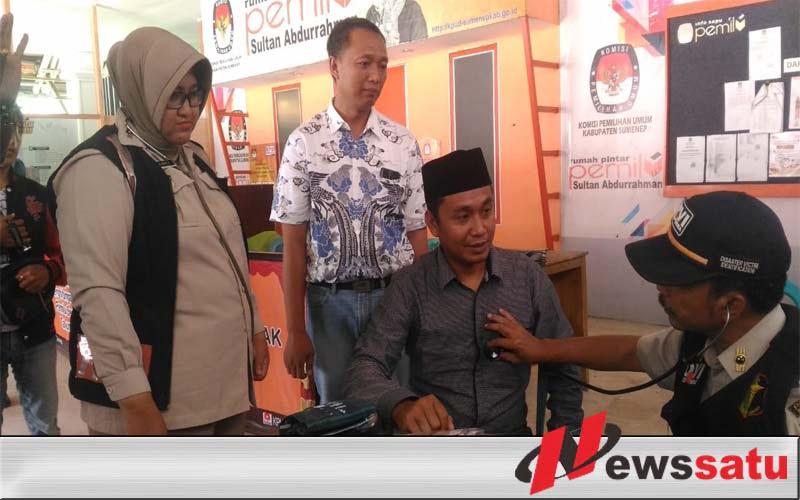 Total 'Korban' Pemilu 2019 di Sumenep 27 Orang