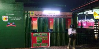 Wabup Irwan Akui Keluhan Pembayaran HTM di Pasar Rakyat Bondowoso