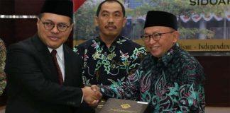 2 Kali Kepemimpinan Busyro-Fauzi, Kabupaten Sumenep Raih Opini WTP