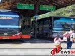 300 Armada Bus Siap Angkut Penumpang