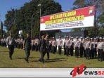 Amankan Hari Raya Idul Fiatri Polres Bondowoso Terjunkan 300 Personel