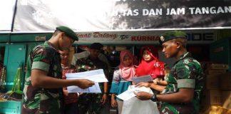 Army Green Ramadhan ala Armed 12 Kostrad