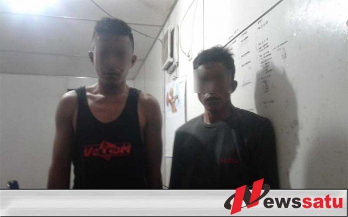 Curi Kabel Power Tembaga 2 Warga Ogan Komering Ilir Ditangkap Polisi
