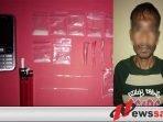 Edarkan Narkoba Warga Guluk-guluk Ditangkap Polres Sumenep