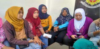 Emak-emak Di Bondowoso Jadi Korban Arisan Online