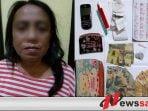 Emak-emak Di Sumenep Ditangkap Polisi Saat Rekap Togel