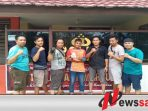 Simpan Puluhan Butir Ekstasi, Pemuda di OKI Ditangkap Polsek Tulung Selapan