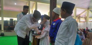500 Anak Yatim Terima Voucher dari Bupati Bondowoso