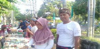 PKL Liar, Ketua Paguyuban PKL Probolinggo Turun Jalan