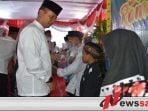 Pangdam V Brawijaya Gelar Safari Ramadhan di Panti Asuhan Uswah Benowo Surabaya