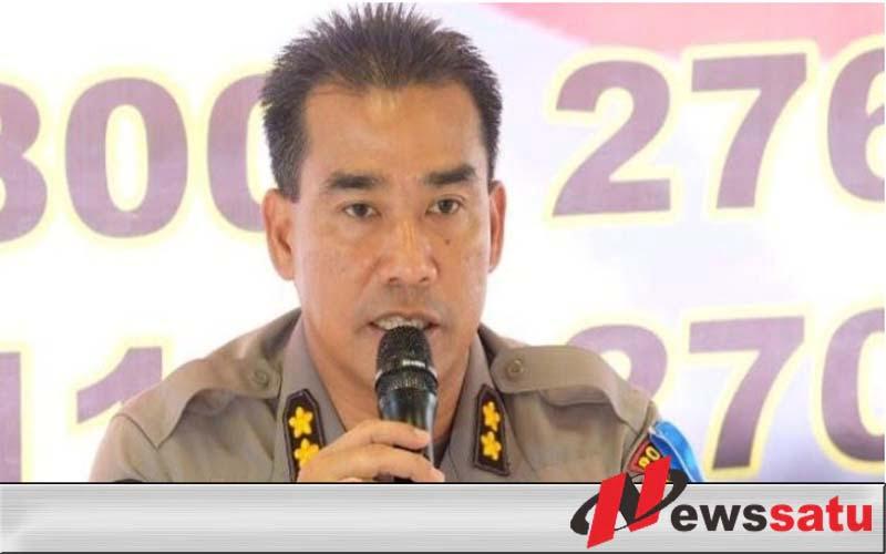 Polda Banten Awasi Mantan Napi Teroris